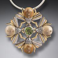 Zealandia Designs bee jewelry awards