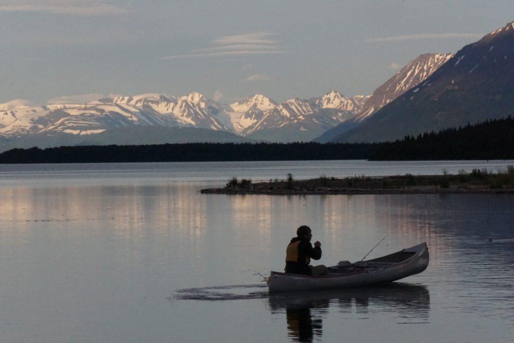 Naknek Lake Alaska
