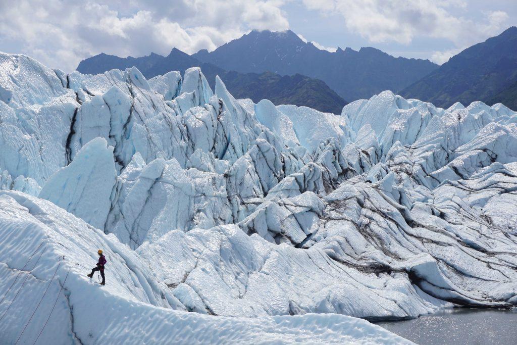 Hiking Matanuska Glacier, Zealandia Designs