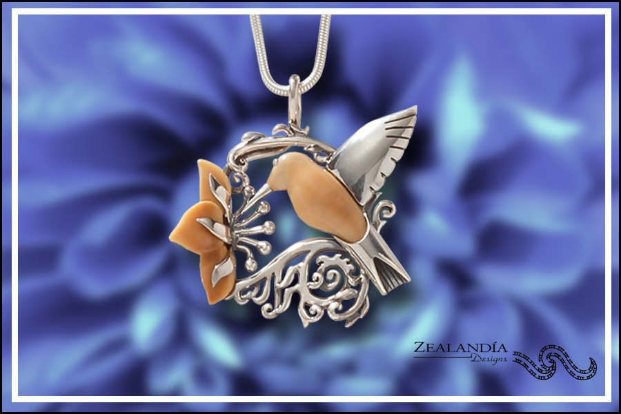 Unique Hummingbird Jewelry from Zealandia Designs