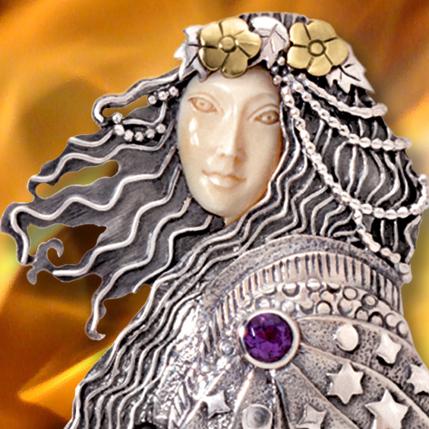 Goddesses & Mystical Women