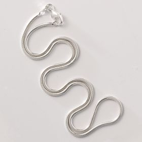 20 Inch Sterling Silver Snake Chain