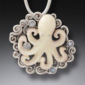 Octopus Pendant - Beneath The Waves