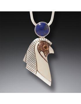 Zealandia Horus pendant