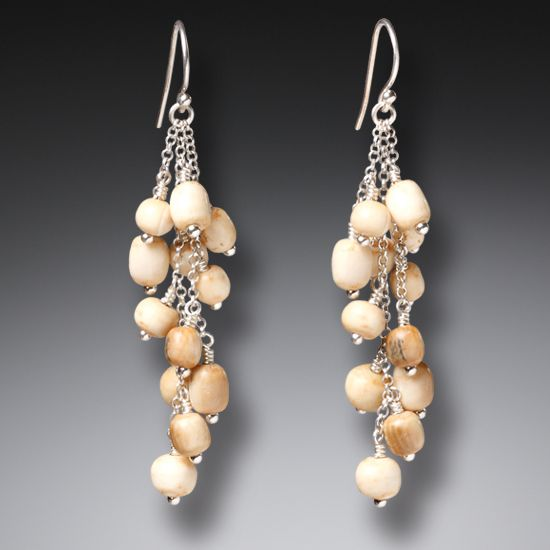 arrivals the accessory gold cascade earrings new products treasured