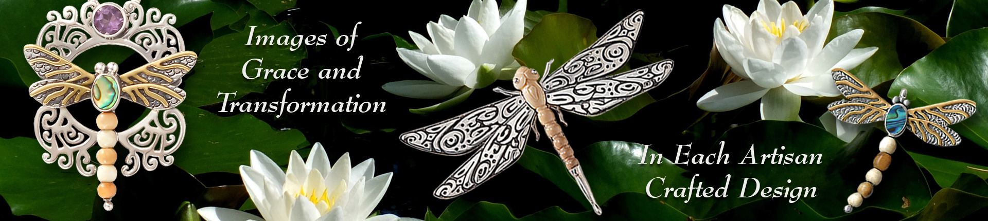 Zealandia silver dragonfly necklace, dragonfly pendant