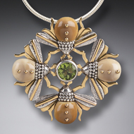 Zealandia Designs bee jewelry awards