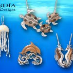 Ocean Jewelry Inspired by Diverse Ocean Critters